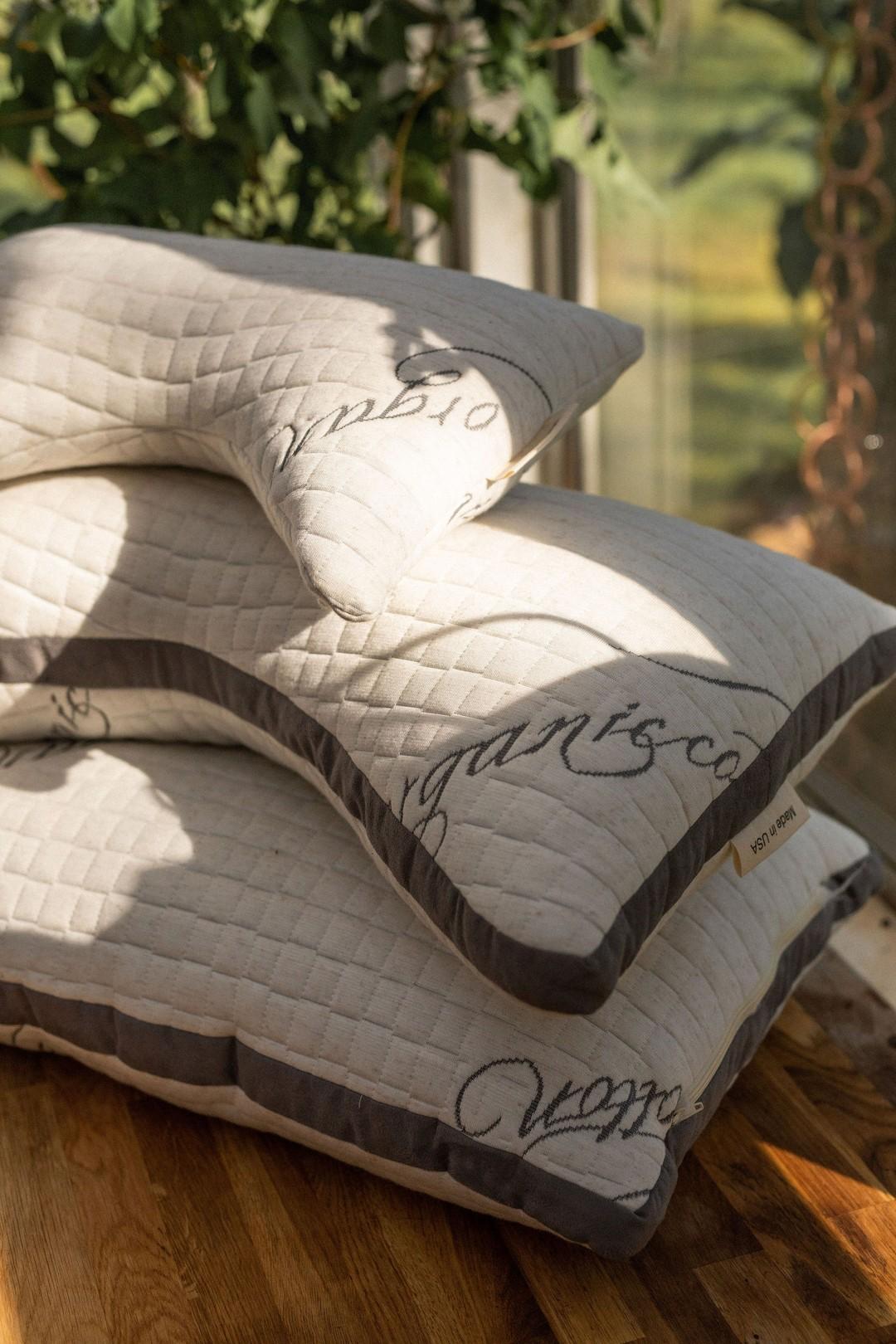 Sage Sleep Luxury Pillow Collection