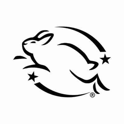 Leaping Bunny Cruelty Free Certified Logo, Christine Valmy is a Leaping Bunny certified brand.