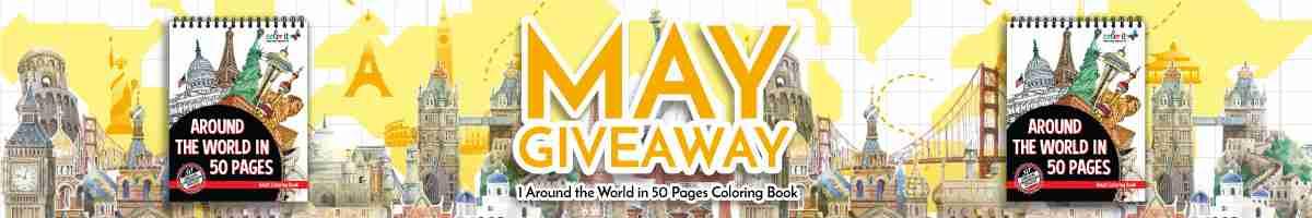 ColorIt May 2021 Giveaway