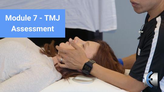 Module 7 - TMJ Assessment