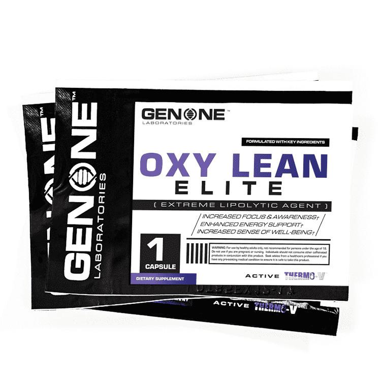oxy lean elite sample pack