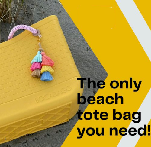 The only beach bag you will ever need