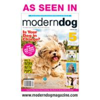 Door Buddy featured in Modern Dog Magazine