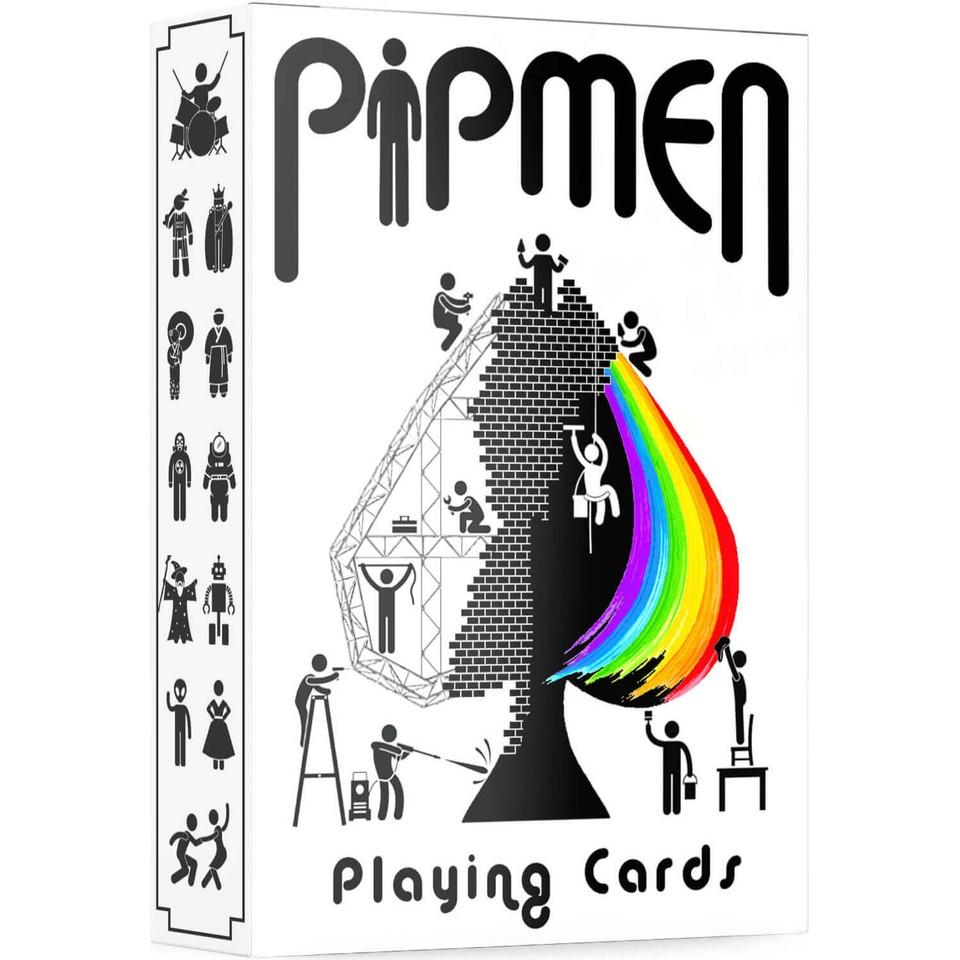 Pipmen: White