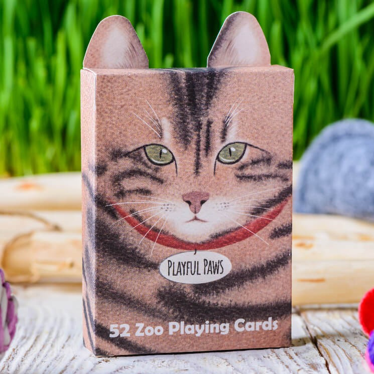 Zoo52 Playful Paws