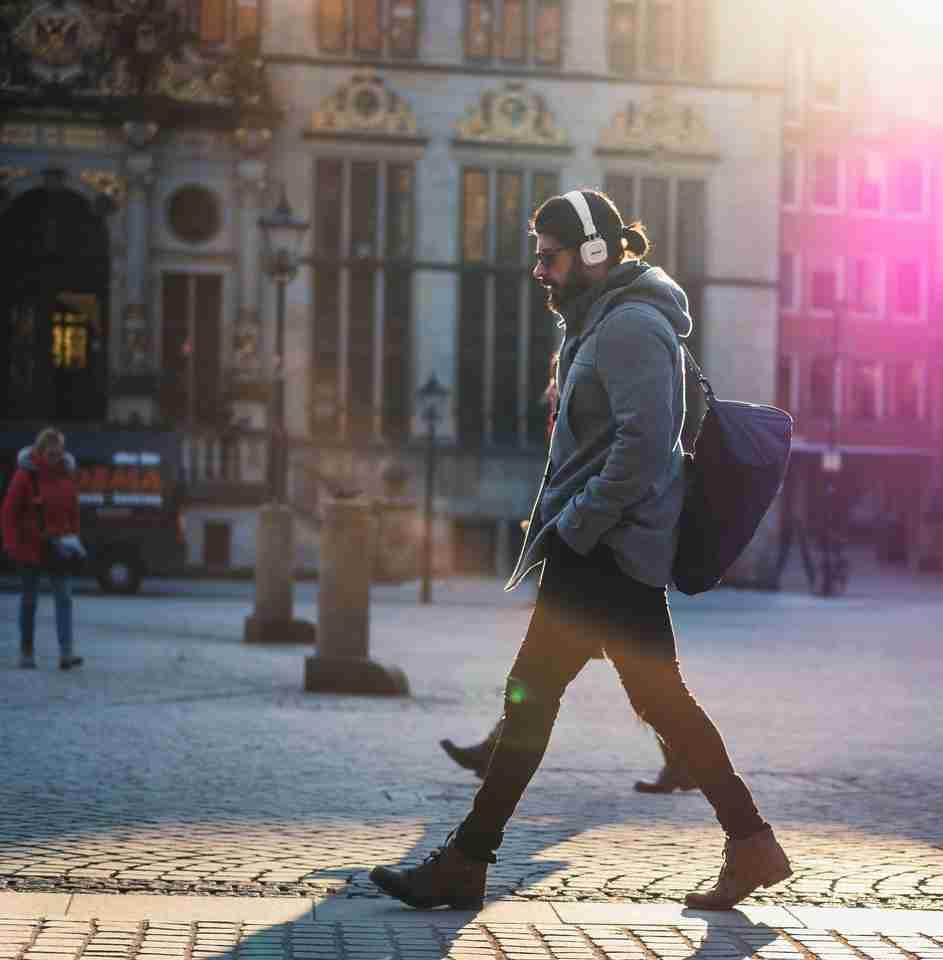 walking low intensity workout 2