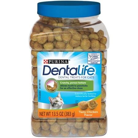Dentalife Dental Treat For Cats