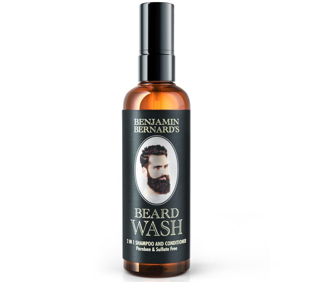 Benjamin Bernard's Beard Wash