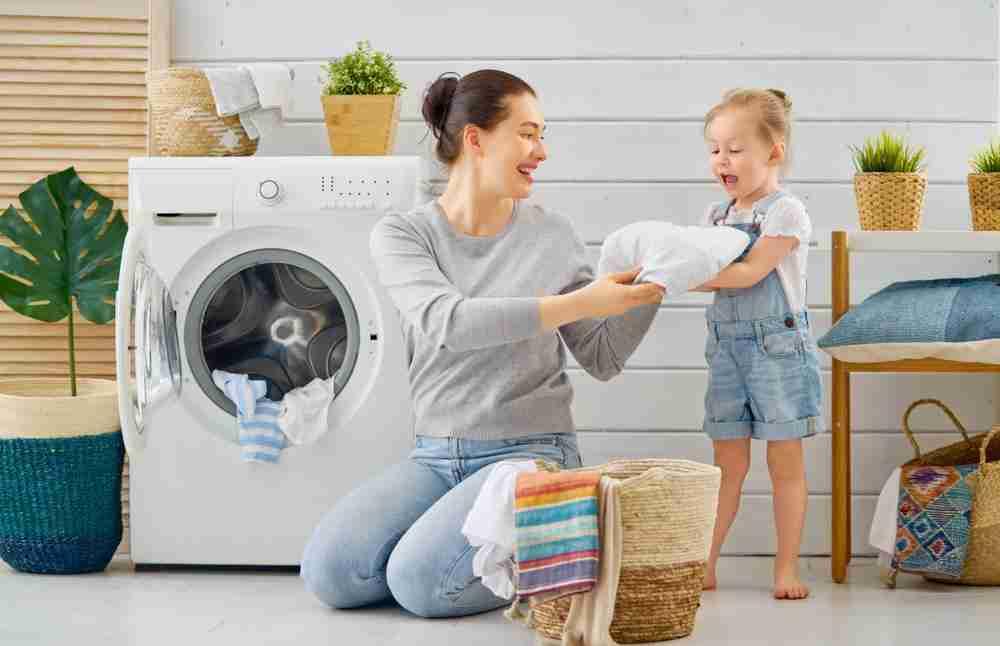 Do Laundry on hot