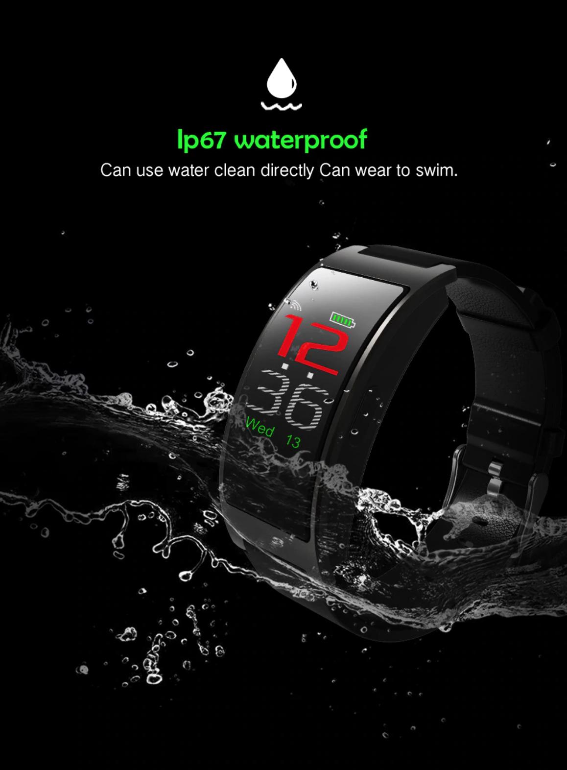 blood pressure smartwatch
