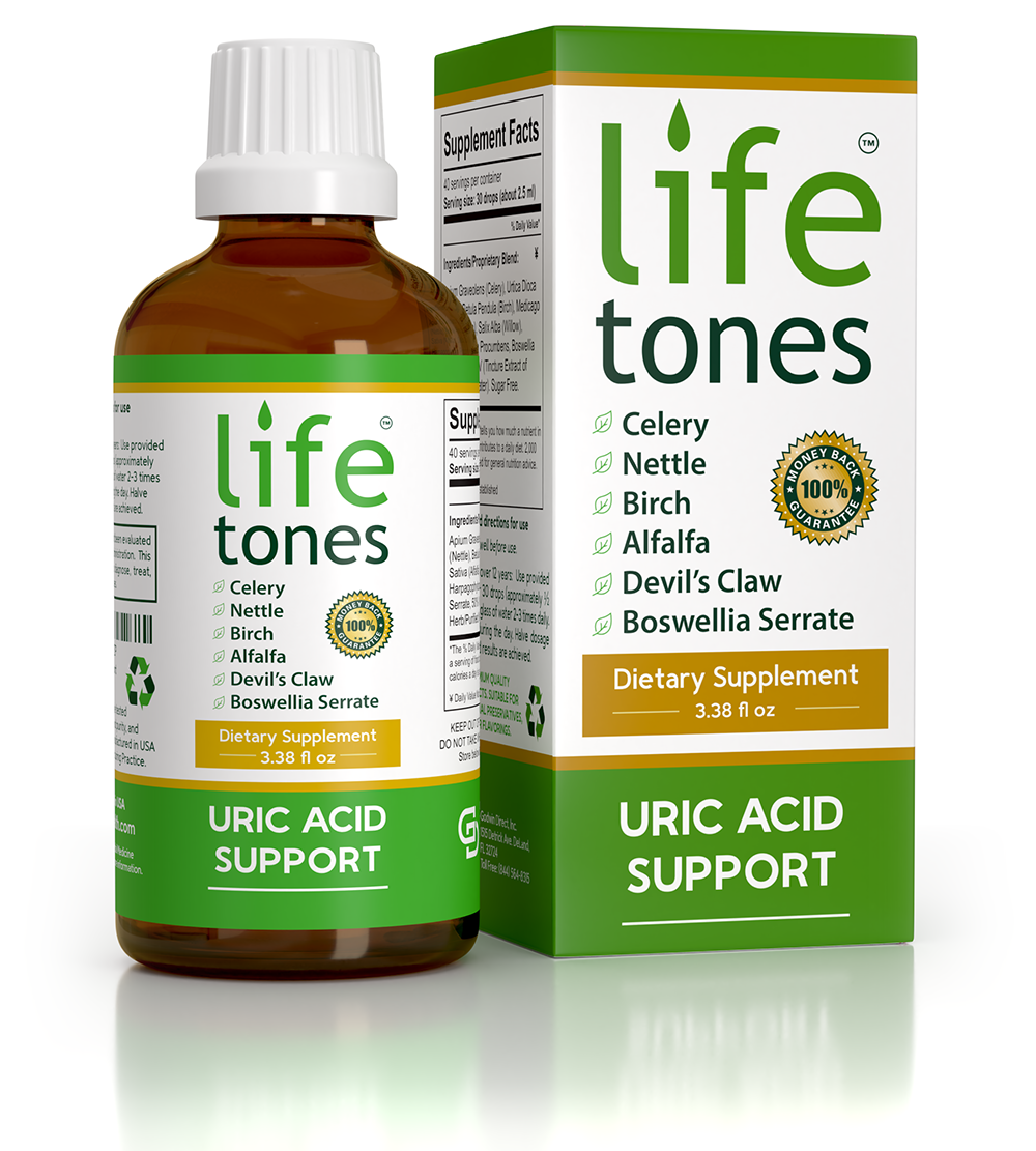 lifetones-uric-acid-support