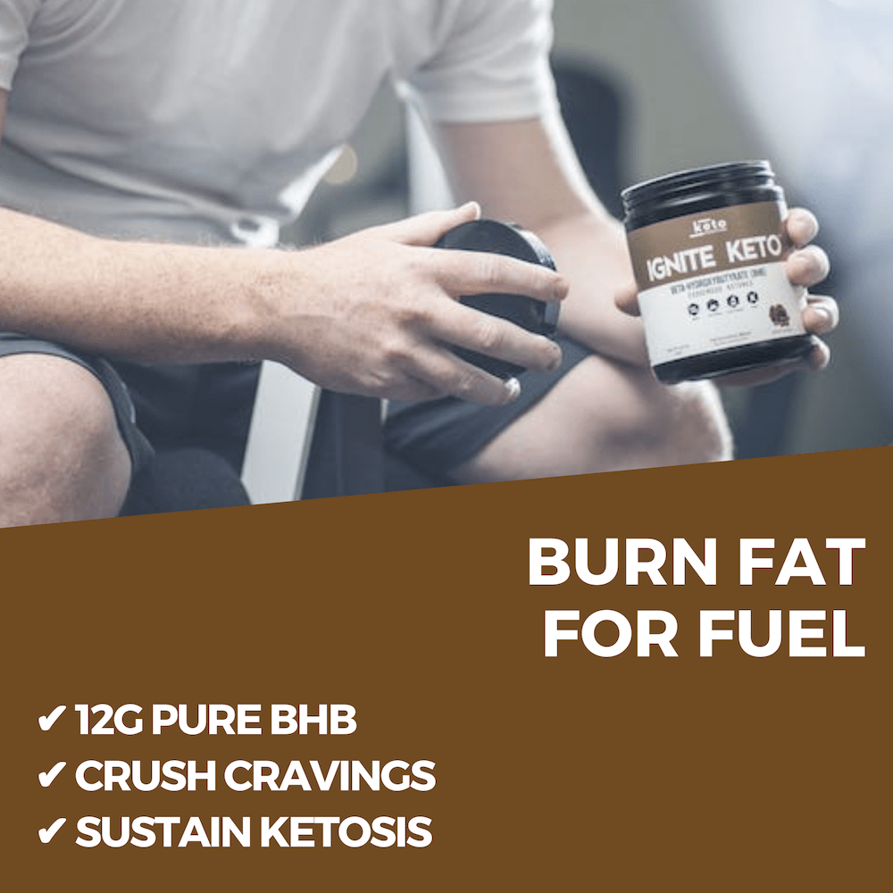 ignite keto bhb exogenous ketones enhance performance burn fat for fuel