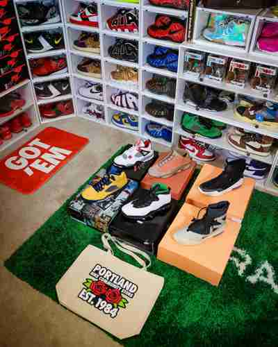 Sneakerhead Spotlight: DJ Sneakerhead Shares His Throne Picks
