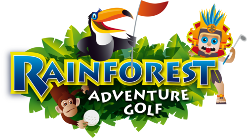 Golf with a Twist at Rainforest Adventure Golf