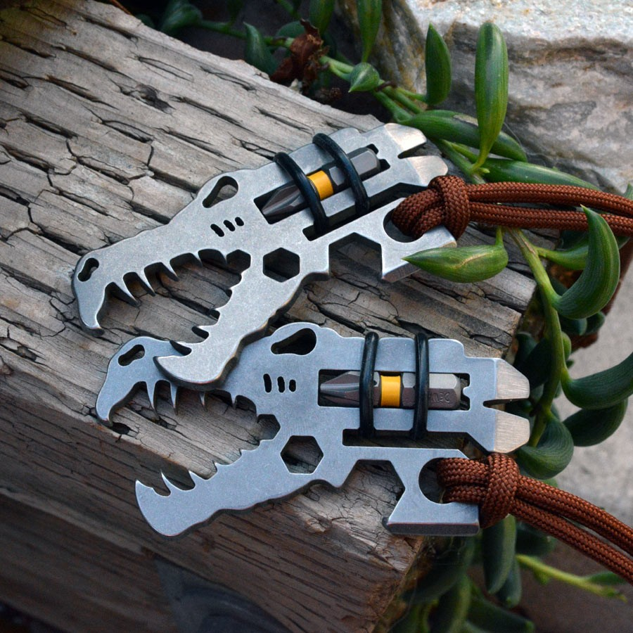 x2 Jurassic croc pocket tools