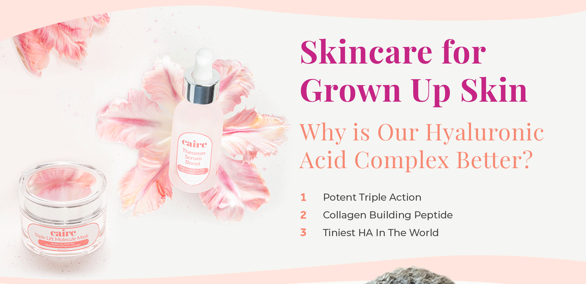 Skincare for Grown Up Skin