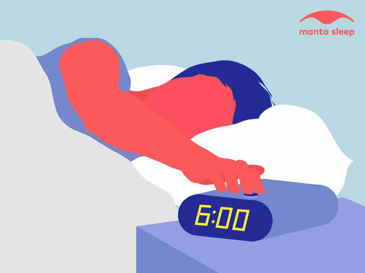"""The Dangers of Your """"Snooze Button"""" Habit"""