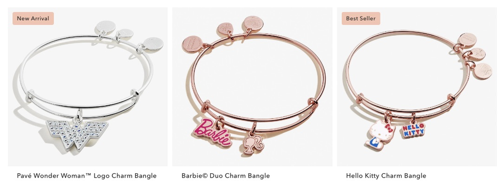 Alex and Ani Collaborations