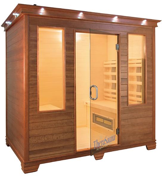 TS7754 Largest Infrared Sauna