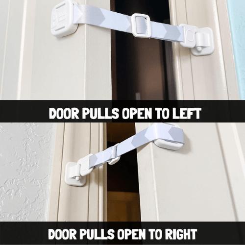 The Door Buddy - Blog - Back of Door Installation