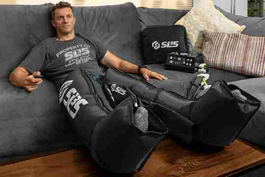 sls3 air compression therapy system