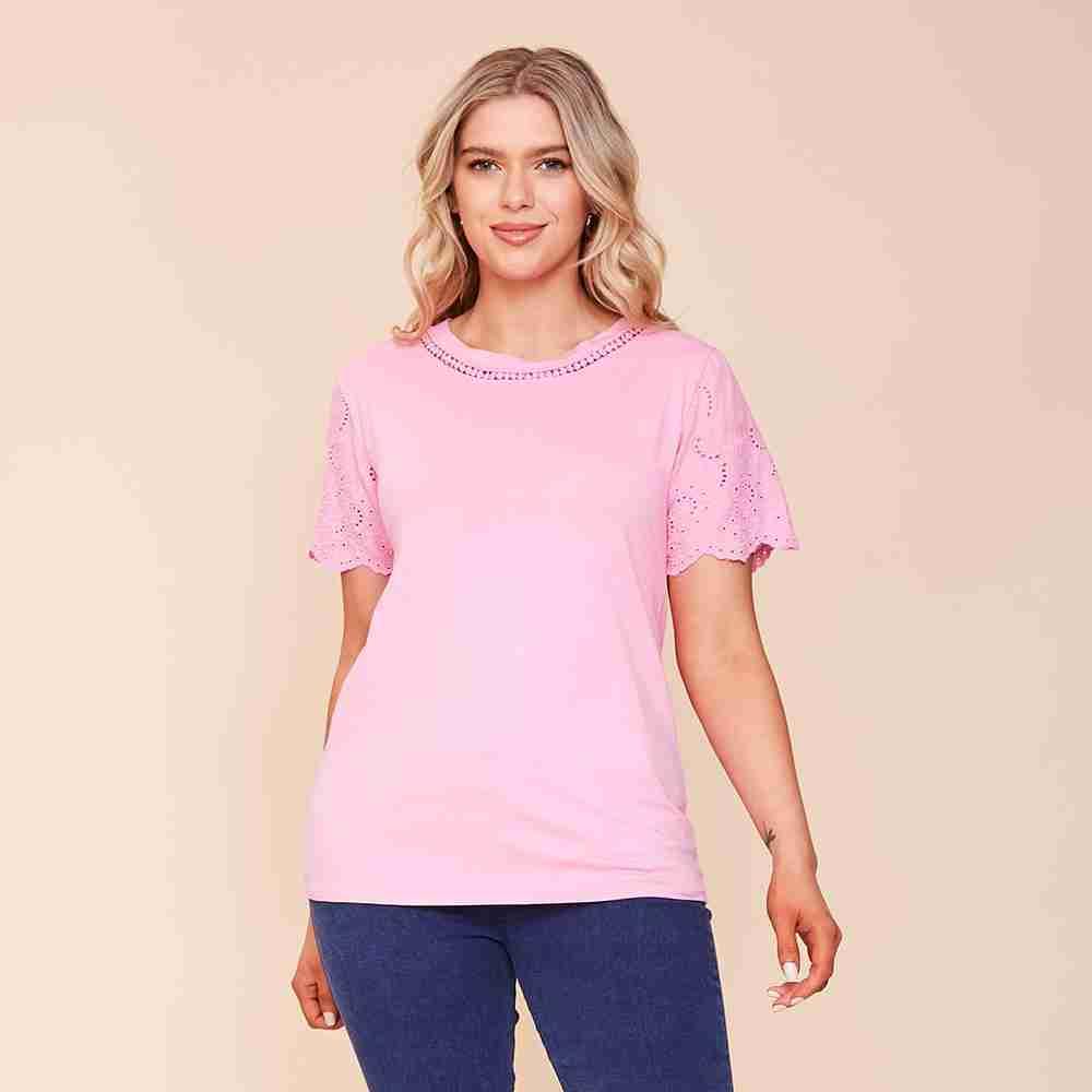Becca T-Shirt(Pink)