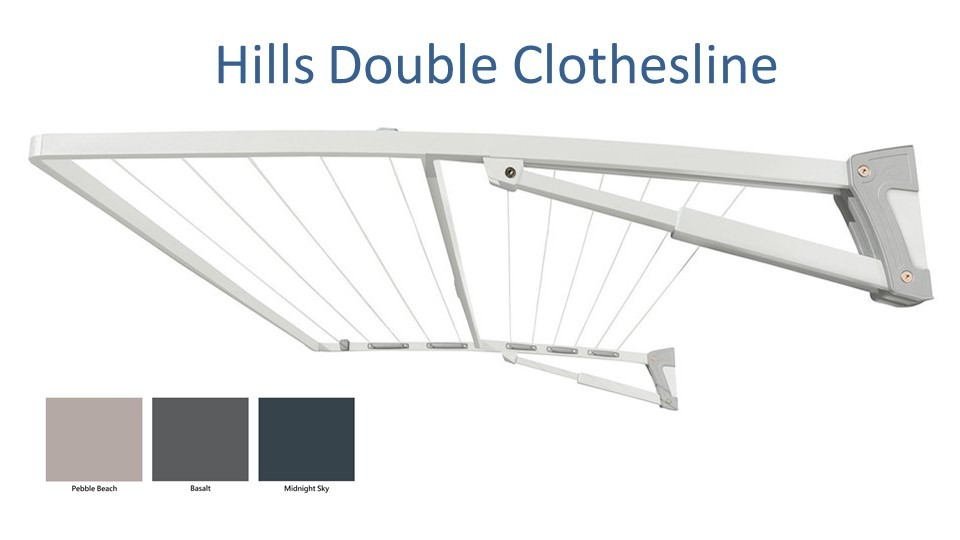 hills double 2.2m wide colour options