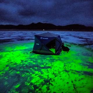 Green Underwater LED Fishing Lights | 20000 Lumens | 5 Yr