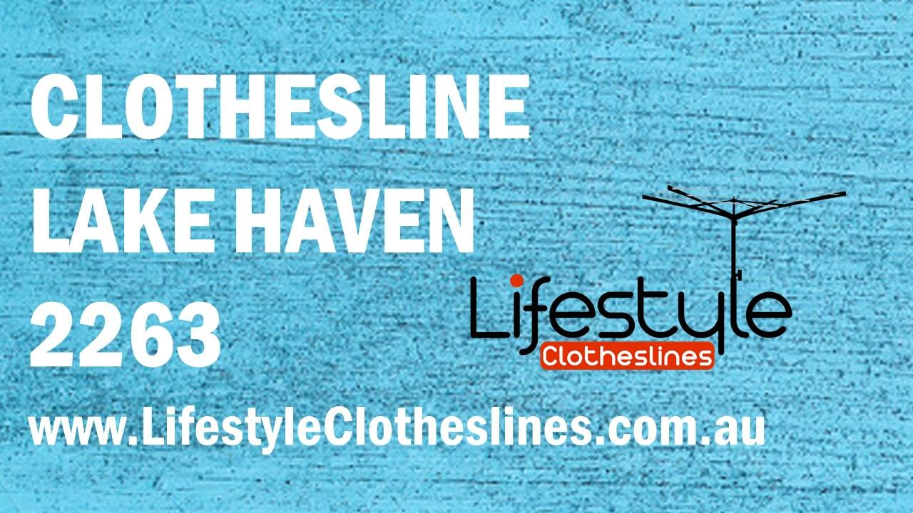 Clothesline Lake Haven 2263 NSW