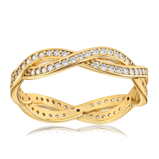 The Rebecca Rope Ring