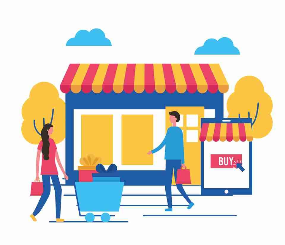 Sales Store