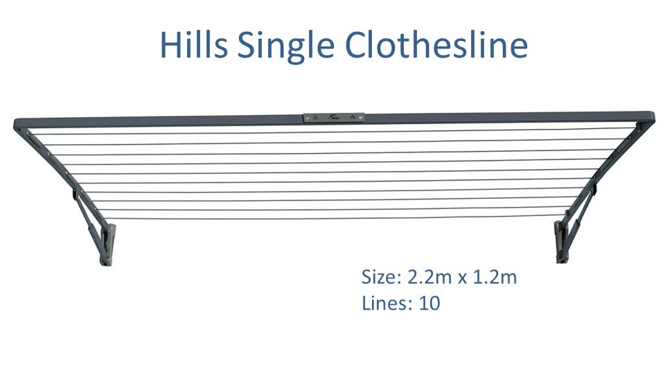 hills single 2.2m wide dimensions