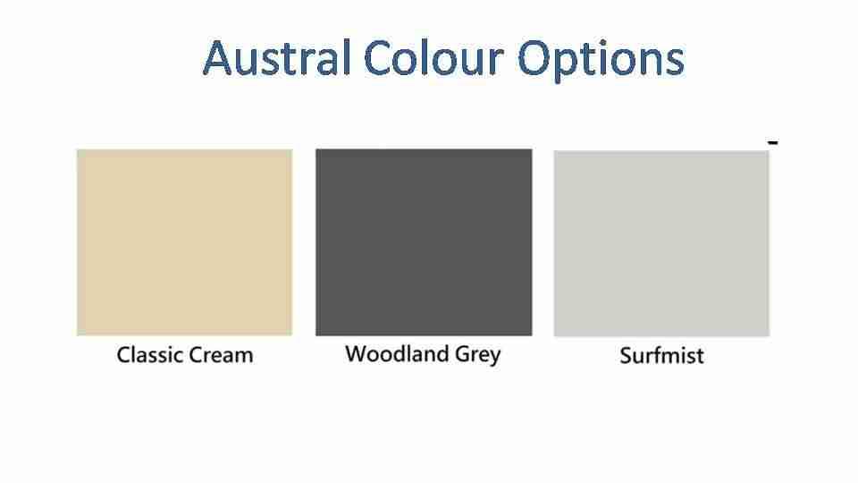 340cm folding clothesline colour options