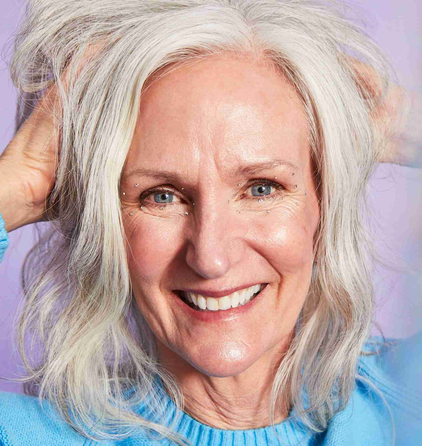 Your own silver hair journey begins here.