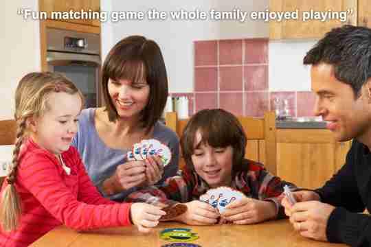 memory matching card games