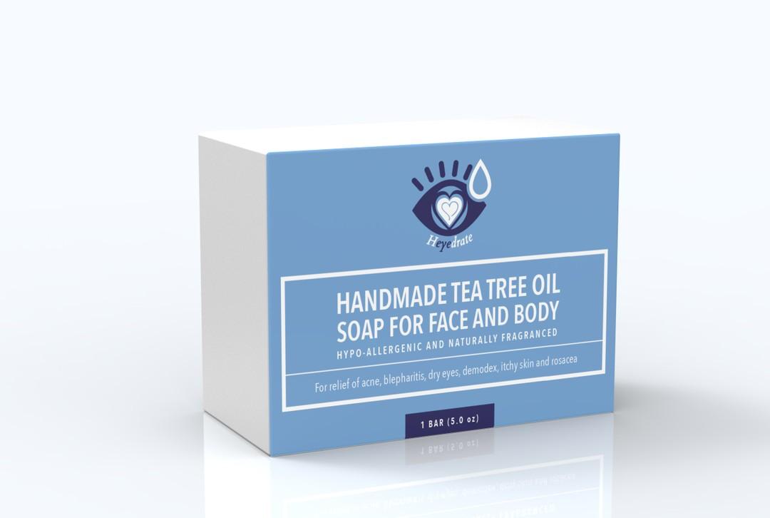 Tea Tree Oil Face Soap