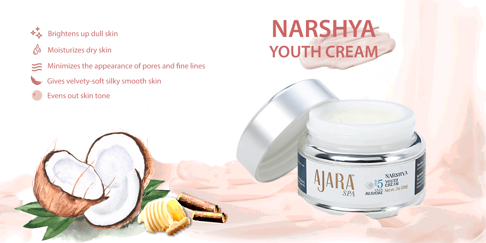 Narshya Youth Cream
