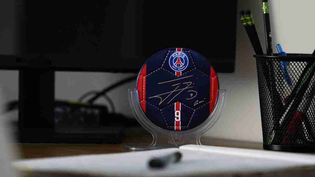 PSG Signable Collectible
