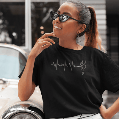 Dance Heartbeat Unisex T-Shirt - Adult