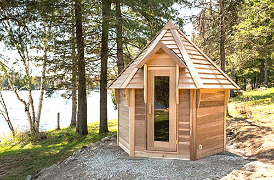Outdoor Kota Sauna
