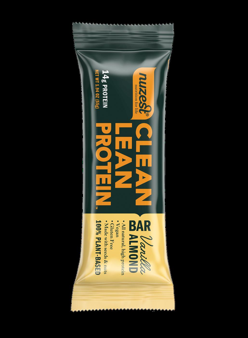 Clean Lean Protein Bars