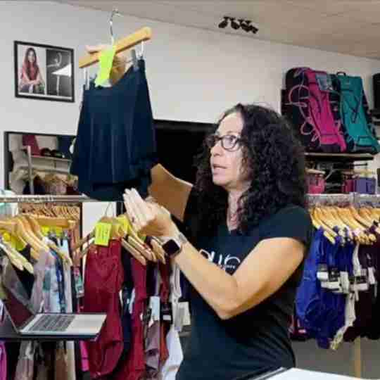 Dancewear Corner Prima Live Shopping Group