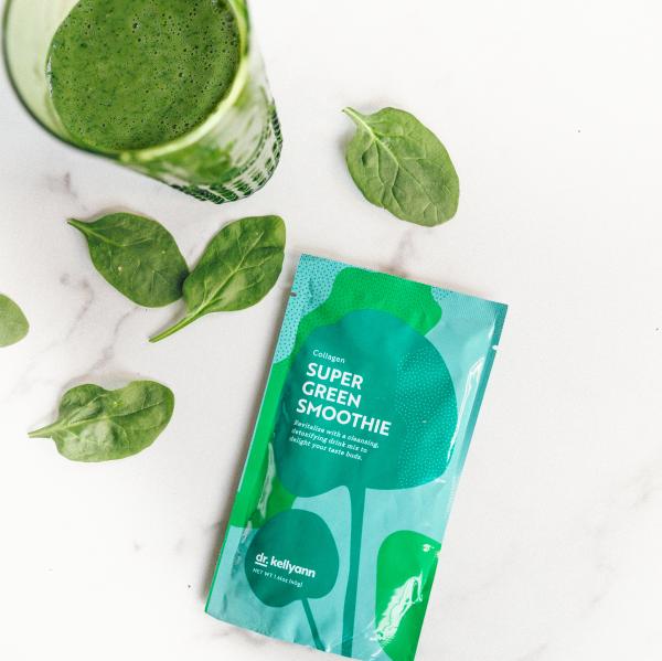 Dr. Kellyann super green smoothie