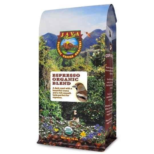 Espresso Organic Blend