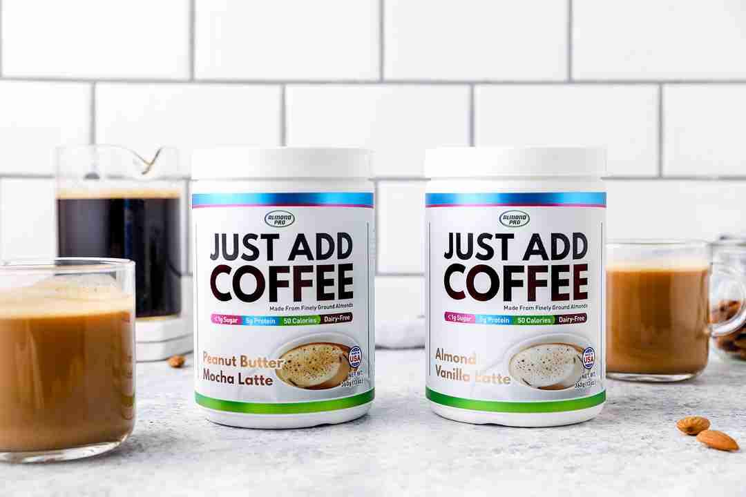 Just Add Coffee Instant Latte