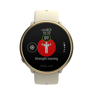 Sport profiles Polar Ignite 2 supports over 130 different sports. Add your favorite sports to your watch in Polar Flow and customize what you see on your watch during each sport. Polar Ignite2