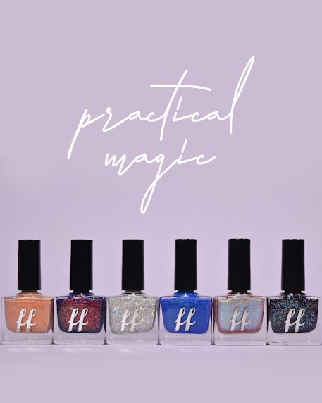 Femme Fatale Practical Magic Limited Edition Collection.