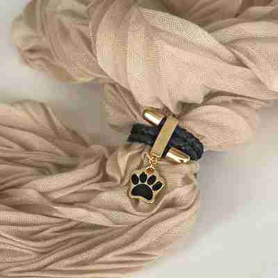 Puppy Scarf Lock - Lock and Shine
