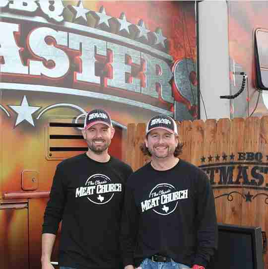 BBQ PitMasters Matt Pittman