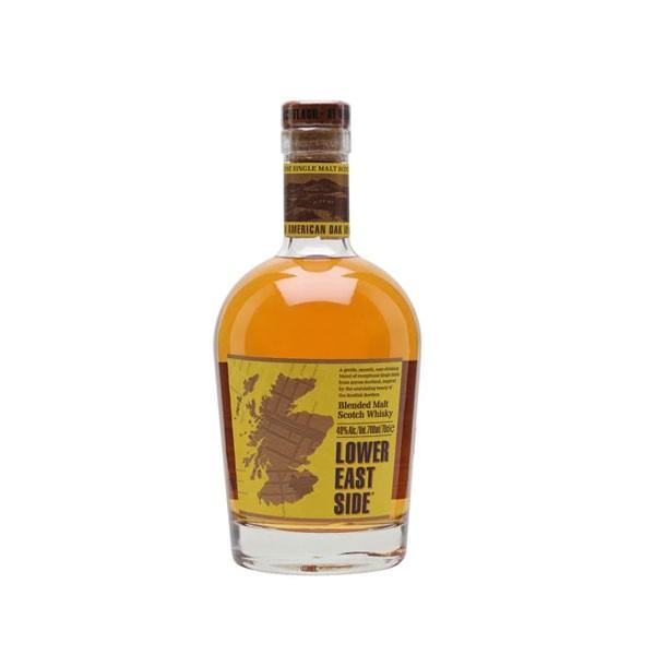 Lower East Side Blended Malt Scotch Whisky 75cl